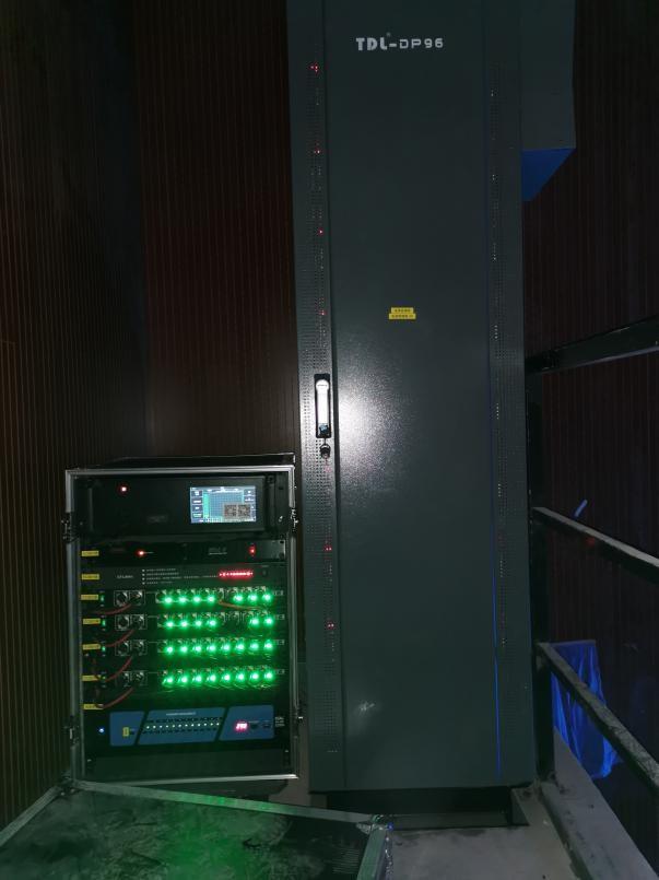 自贡多功能厅舞台灯光系统
