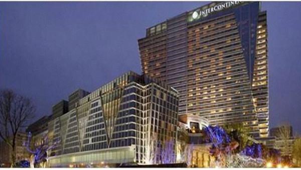成都洲际酒店会议中心灯光音响进场注意事项