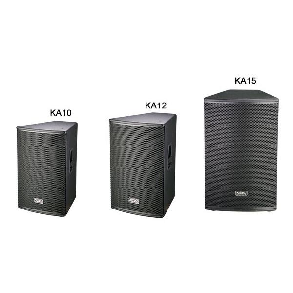 音王Soundking KA10 / KA12 / KA15 两分频全频工程音箱