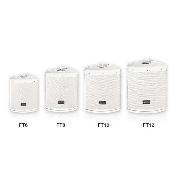 音王Soundking FT6 FT8 FT10 FT12 白色同轴会议音箱