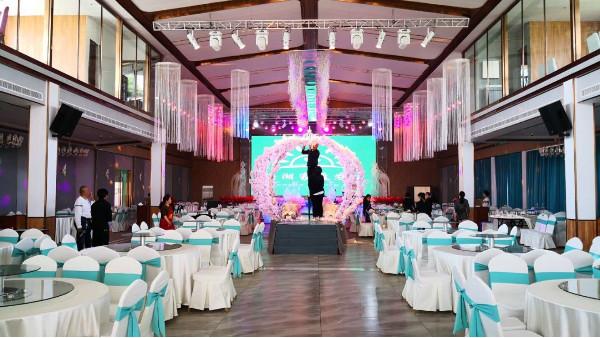 聊一聊婚礼现场灯光音响效果的体验