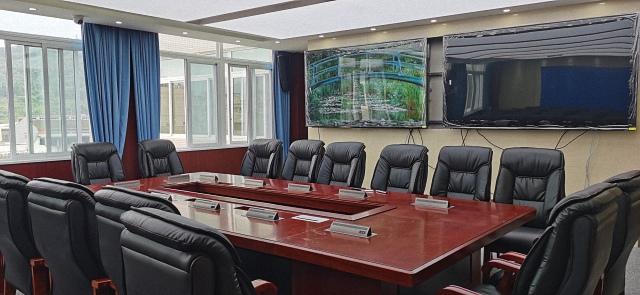 雅安市公安局会议系统升级改造项目