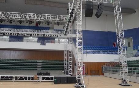 雅安舞台灯光音响工程