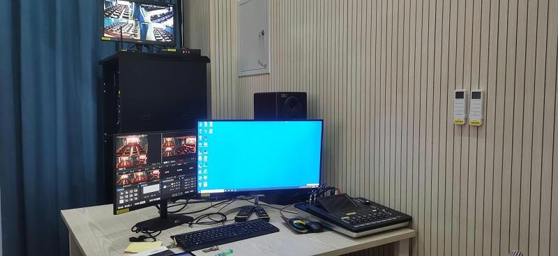 雷波县自然资源局会议室LED显示屏专业音响及会议系统项目
