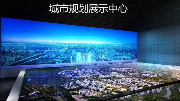 四川某城市规划展示中心音视频智慧控制系统解决方案