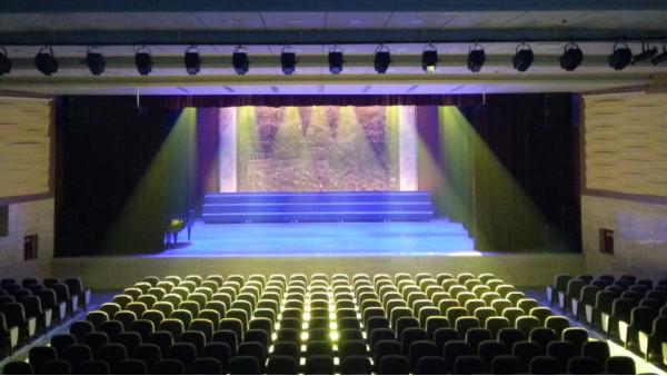浅谈:泸州学校报告厅舞台灯光音响设计的注意事项