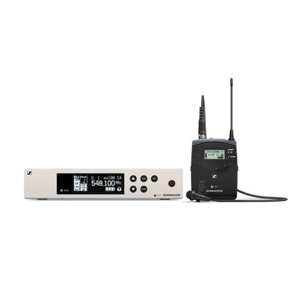 森海塞尔 EW 100 G4-ME4 无线话筒