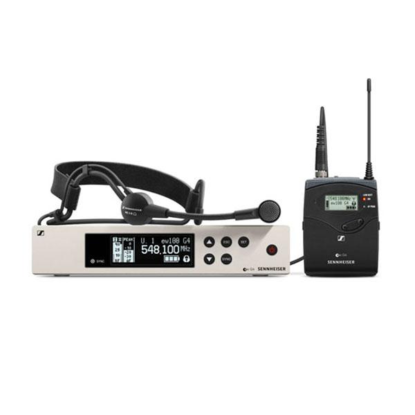 森海塞尔 EW 100 G4-ME3 无线头戴式话筒