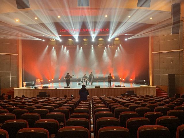 经济内循环后舞台灯光音响业务将会迎来新的机遇!