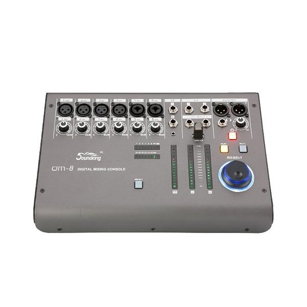 音王Soundking DM8/DM12/DM16 超紧凑型数字调音台