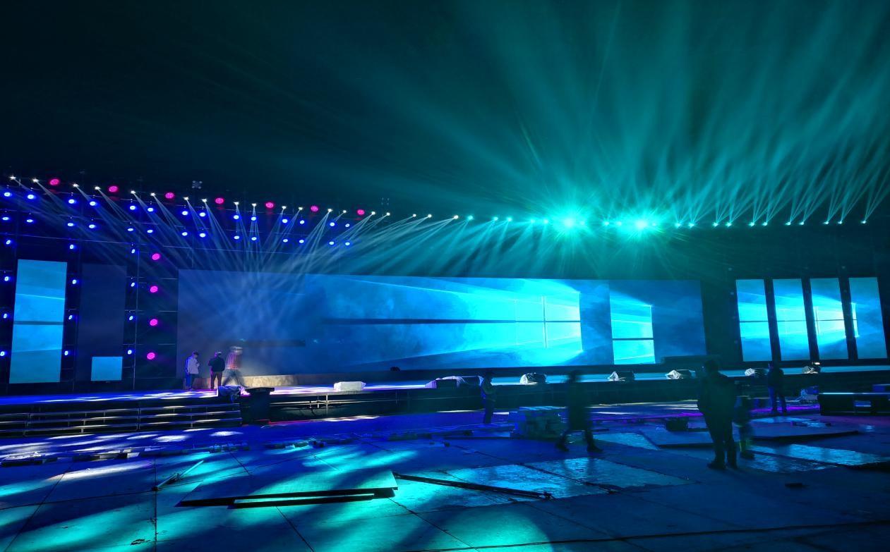 舞台灯光的设计原则