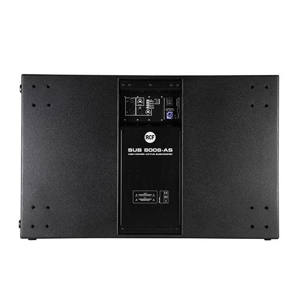 RCF SUB 8006-AS 超低频有源音箱