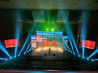 舞台灯光音响LED显示屏