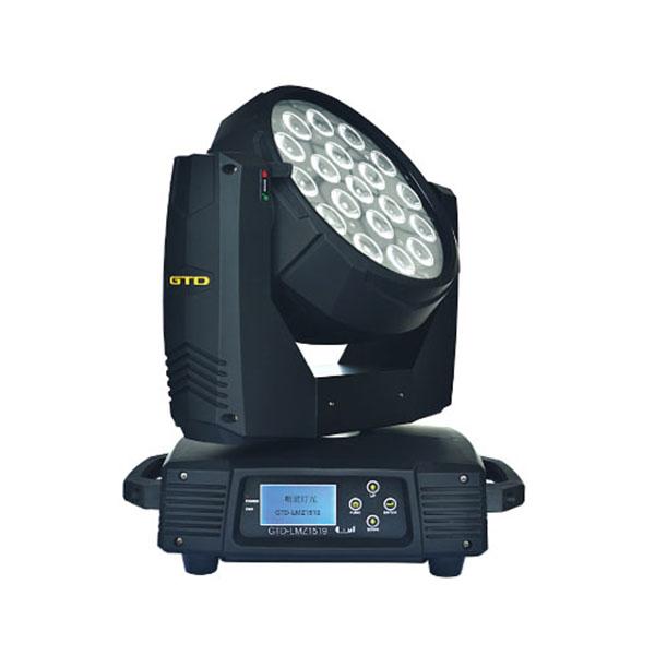 明道 GTD-LMZ1519 LED摇头染色灯