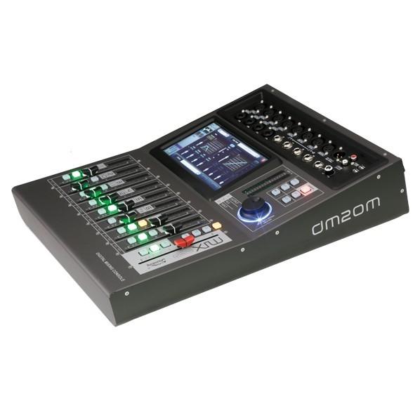 解锁小型数字调音台使用的更多姿势