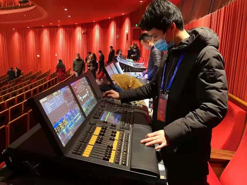 鹰皇科技助力成都新年音乐节