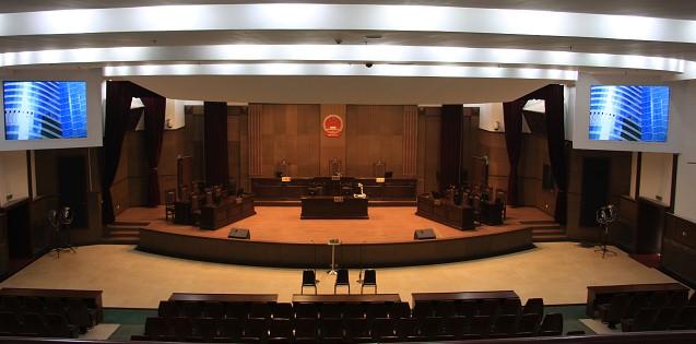 鹰皇分布式可视化系统在法院的运用