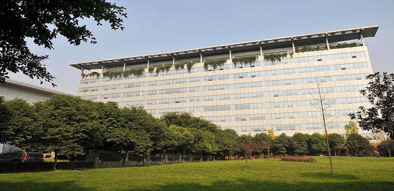 四川路桥集团主办公大楼