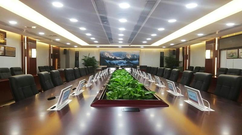 无纸化会议室