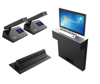 会议室音频采用Dante数字网络传输的优点