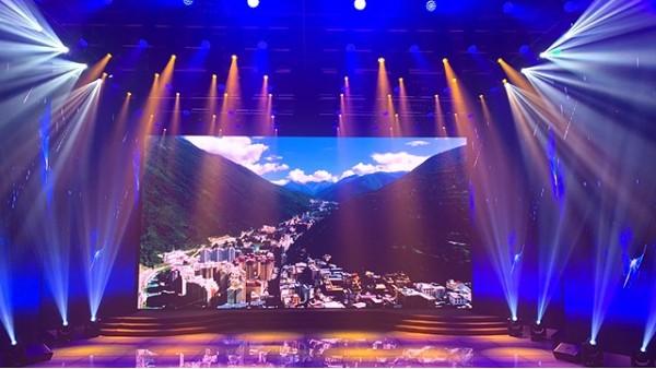 甘孜藏族自治州广播电视台演播厅灯光音响工程改造项目全面竣工