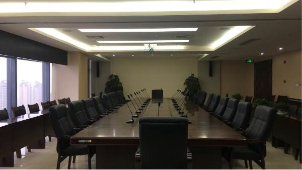 绵阳会议室学术报告厅用会议音柱好还是同轴会议音箱好