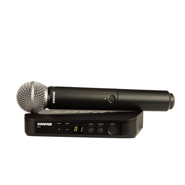 SHURE BLX24/SM58 无线话筒