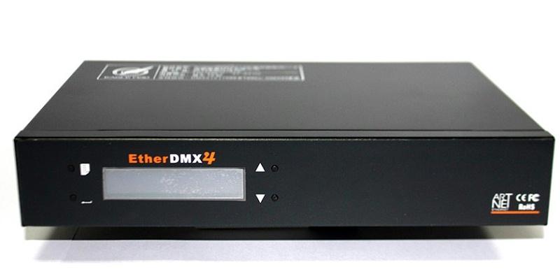 ArtNetDMX互通控制器
