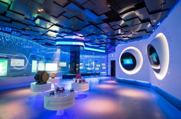 展览展示行业展厅如何设计