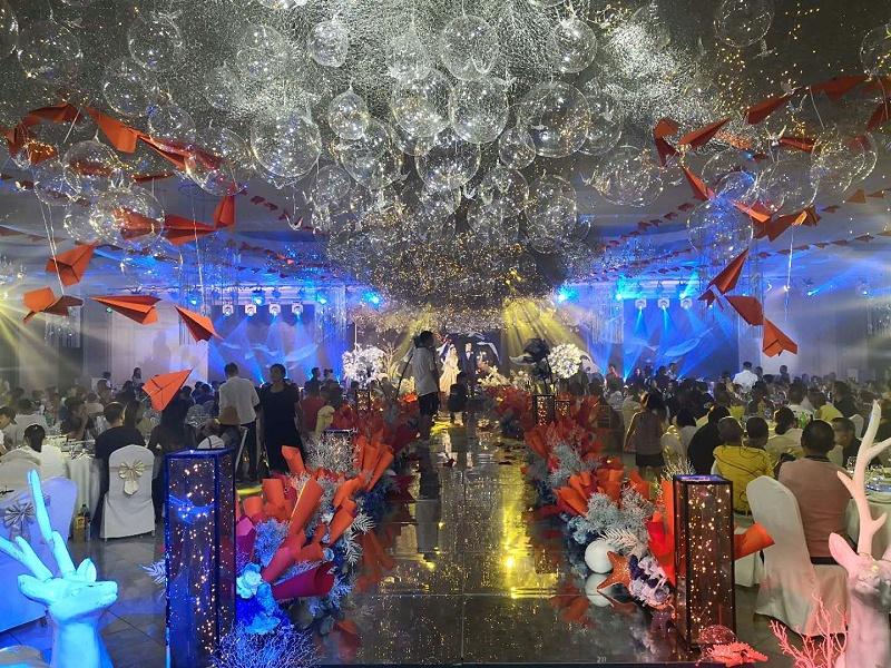 灯光音响设计对婚礼堂的重要性
