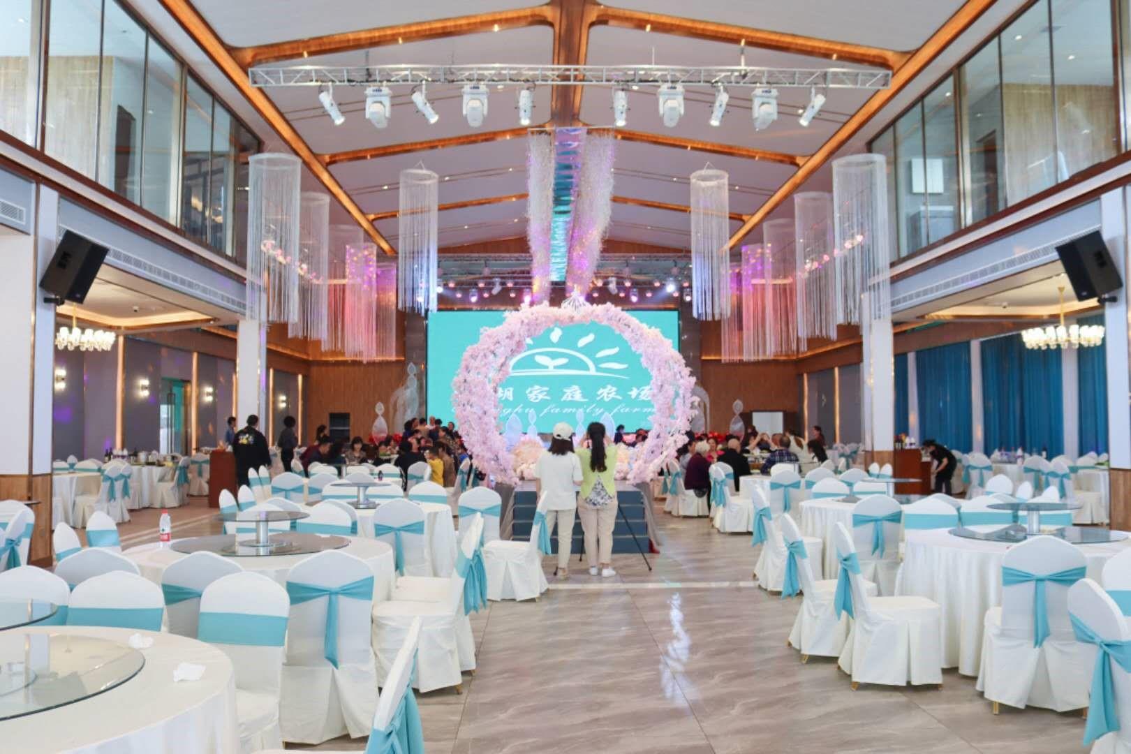 自贡宴会厅舞台灯光音响该如何设计才合理