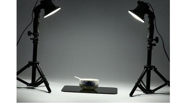 现在直播带货一般用的什么灯光