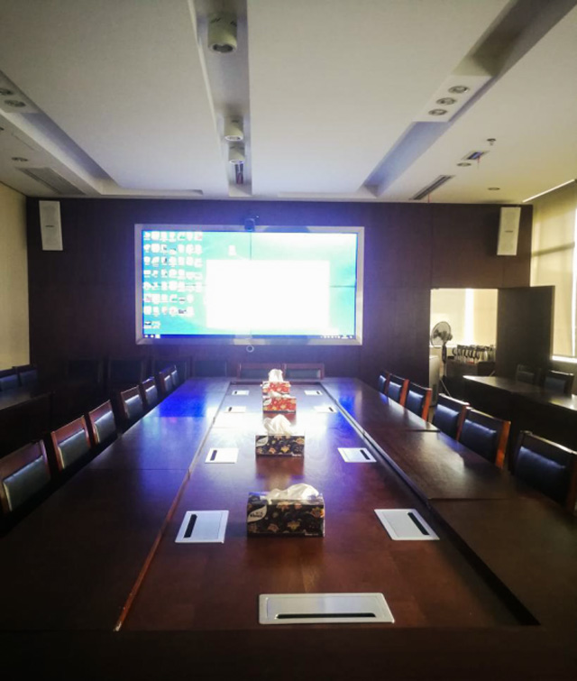 成都市科技局会议室音响
