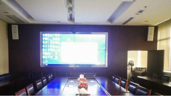 成都市科技局会议室音响系统改造项目