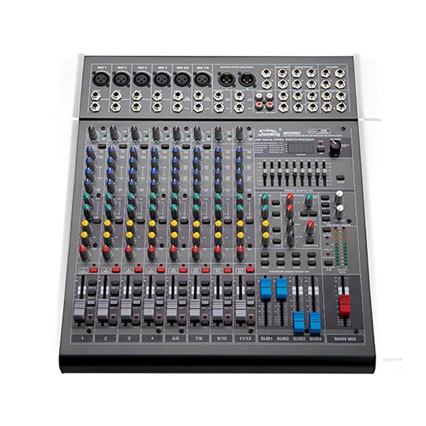 音王Soundking MIX08C/MIX12C/MIX16C/MIX20C 中小型现场扩声调音台