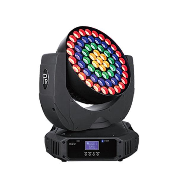 珠江 PR-8121 钻石 RGBW变焦染色灯