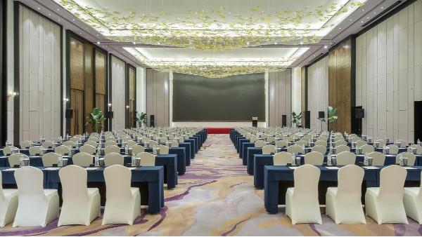 宜宾鲁能皇冠假日酒店JBL专业音响系统工程