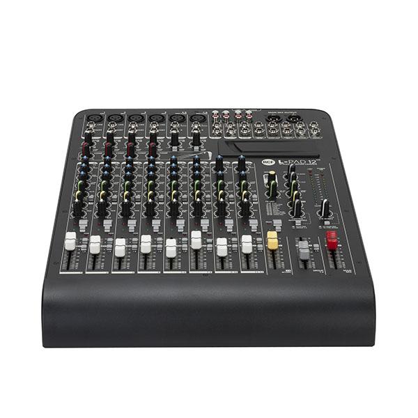RCF L-PAD 12CX 十二通道调音台