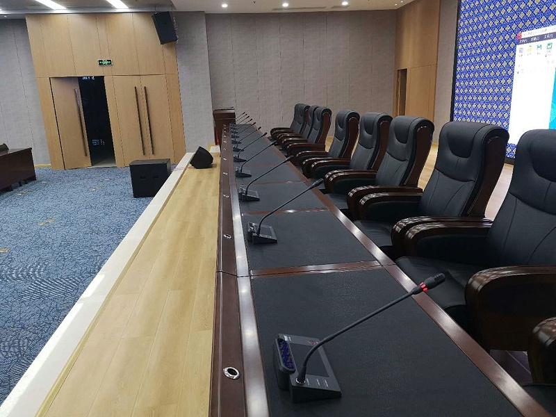 会议室音响的调试方法
